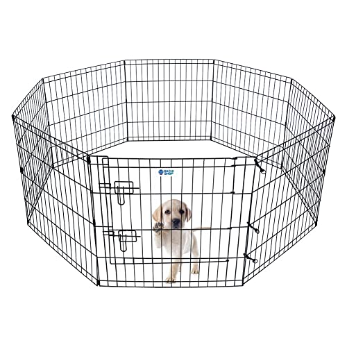 Dog Wire Play Pen: Amazon com