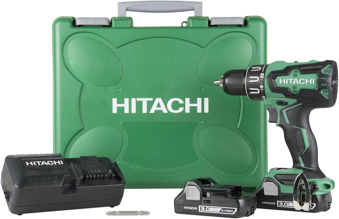 Hitachi DV18DBFL2 Lithium-Ion Cordless Brushless