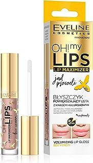 Eveline Oh My Lips Lip Maximizer Lip-gloss Bee Venom, 4.5 ml