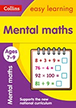 Collins Easy Learning Age 7-11 Mental Maths Ages 7-9: New Edition