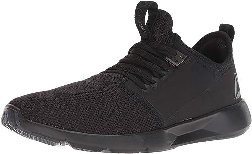 Reebok Hommes's Plus Lite 2.0 FonctionneHommest chaussures, noir ash gris, 10.5 M US