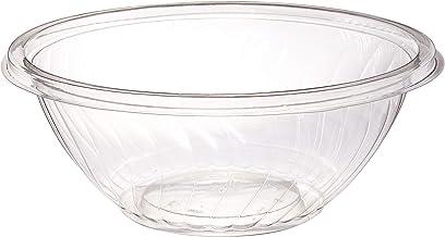 Transparente amscan Cuenco tama/ño Mediano, 18 cm, pl/ástico