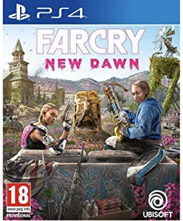 FarCry New Dawn Playstation 4 (PS4)