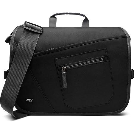 Zigzag Stripe Laptop Bag Messenger Bag Briefcase Satchel Shoulder Crossbody Sling Working Bag 13 Inch