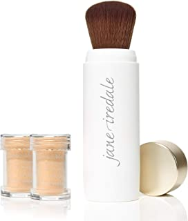 Jane Iredale Powder-ME SPF 30 Dry Sunscreen + 2 REFILL, Tanned - 60 g