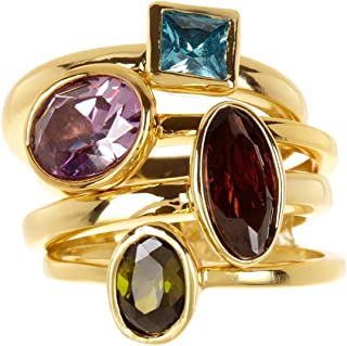 Best gemstone stacking rings Reviews