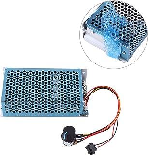 DCモータガバナ スピードコントローラ DCブラシモータ PWMモーター 電圧調整可 DC10 V〜50V 0.01W〜5000W 15kHz 冷却ファン/空調モーター/排気ブロワー/トレッドミルモー