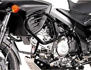 SW-Motech 12 Suzuki DL650 Crash Bars (Black)