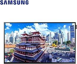 Samsung DB-E Series DB55E 55 inch 5000:1 8ms Component/VGA/DVI/HDMI/RJ45/USB LED LCD Monitor, w/Built-in WiFi & TV Tuner & Speakers (Black)