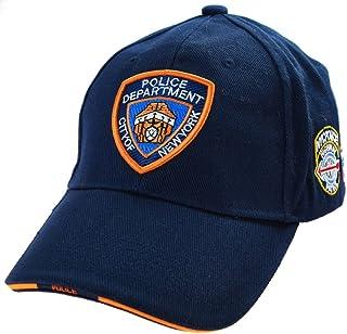 a6a0491b48bcf topt mili Casquette Police New York NY Americaine us USA brodée NYPD  Policier