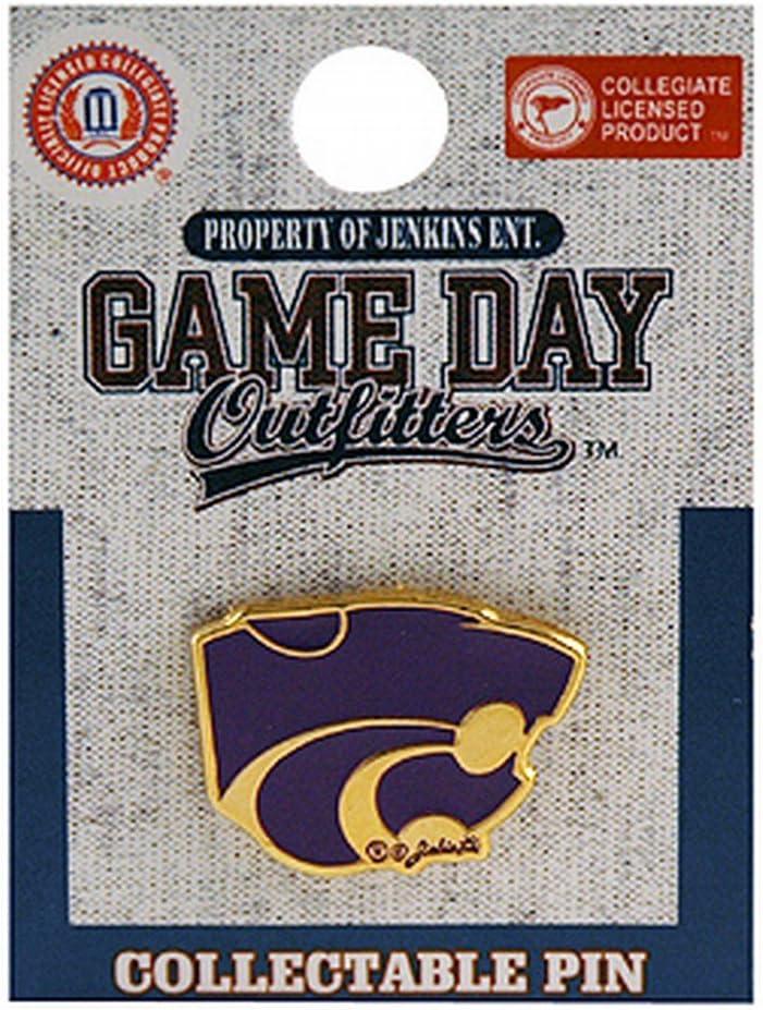 NCAA Excellent Kansas State Wildcats Pin Lapel Choice Logo