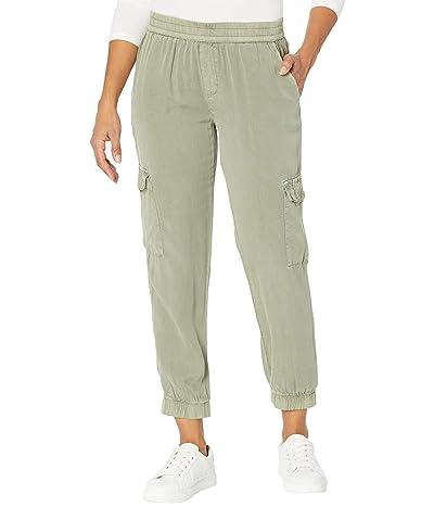 Mod-o-doc Lightweight Tencel Twill Cargo Pants (Cactus) Women