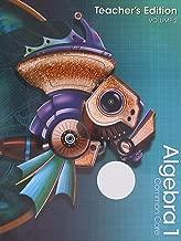 Algebra 1, Common Core, Teacher's Edition, Volume 2