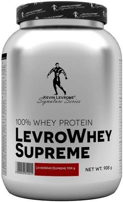 Kevin Levrone Whey Supreme Paquete de 1 x 908g - Proteína de ...