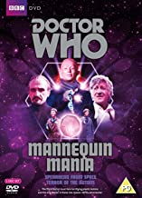 Doctor Who: Mannequin Mania- Spearhead from Space