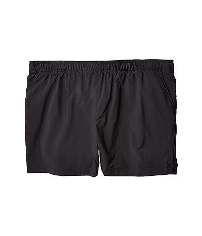 Columbia Plus Size Backcasttm Water Shorts (Black) Women