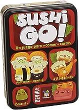 Devir-Sushi Go Juego de Mesa, multicolor, Miscelanea (BGSUSHI)