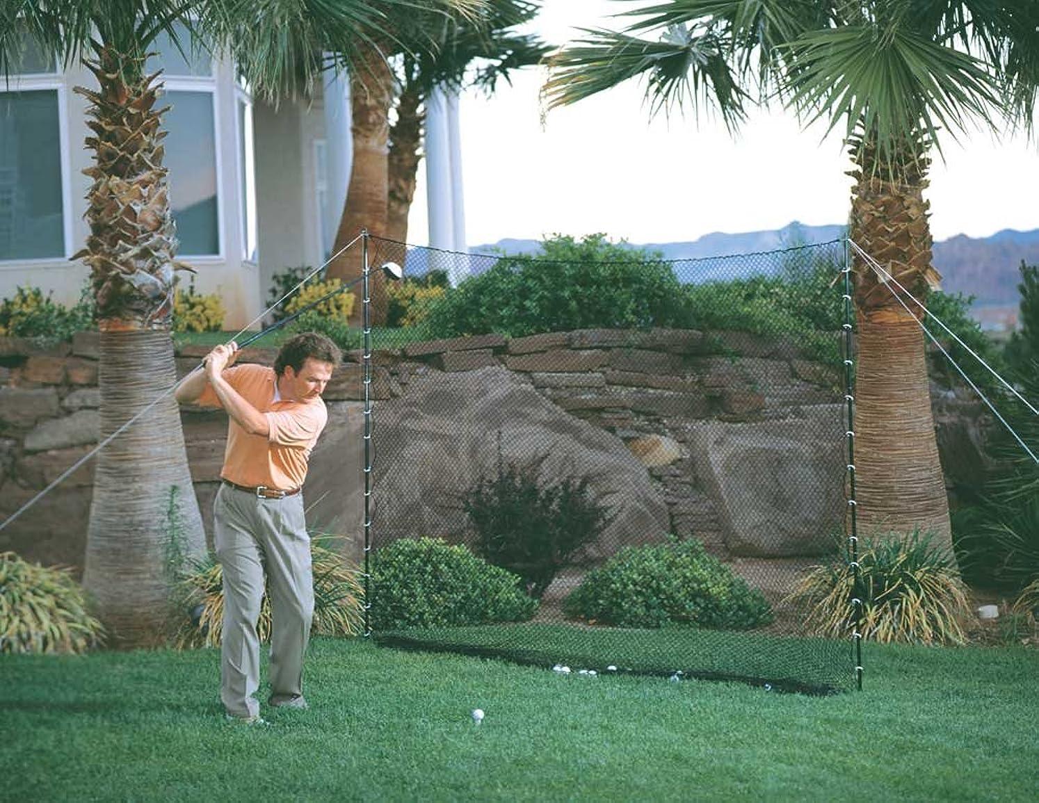 Nice Shot Golf Practice Net (7 feet by 9 feet) fhyxikbnb4434332