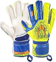 HO ONE Flat Protek Goalkeeper Gloves Size