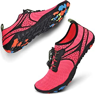 Womens Mens Summer Outdoor Beach Walking Swim Pool Water Shoes for Diving Boating