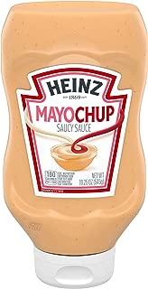 Heinz Mayochup Sauce, 19.25 oz Bottle