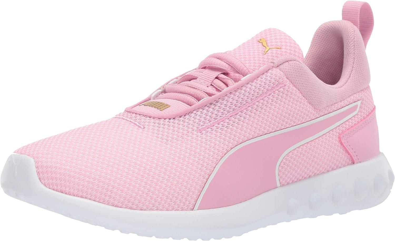 PUMA Women's Carson 2 Sneaker, Pale Pink-puma White, 5.5 M US