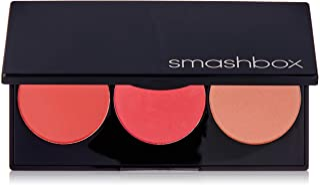 SmashBox L.A. Lights Blush & Highlight Palette for Women, Culver City Coral, 5.8g