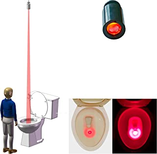 Hacy Toilet Training Target and Night Light.
