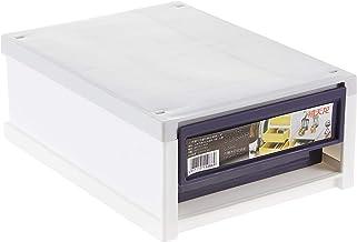 Citylife G-5086 0.5L Frost Mini Single Tier Drawer, XS, 137 * 186 * 71mm, Midnight Blue