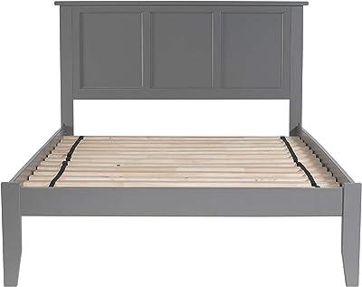 Amazon Com Musehomeinc Solid Wood Platform Bed Deluxe