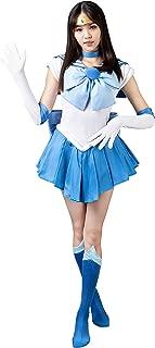 Best Sailor Mercury Mizuno Ami Cosplay Costume mp000571