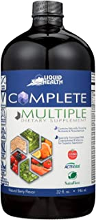Liquid Health Products, Complete Multiple, 32 fl oz (946 ml) (2-Pack)