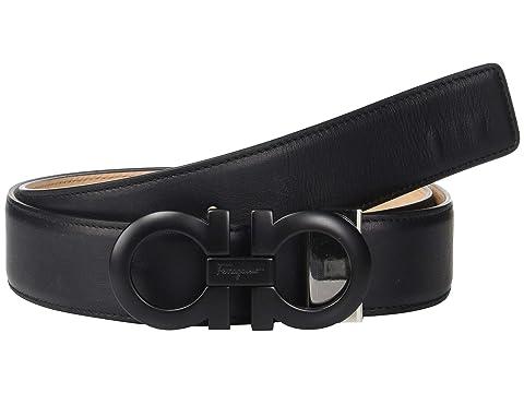 Salvatore Ferragamo Adjustable Belt - 67A009