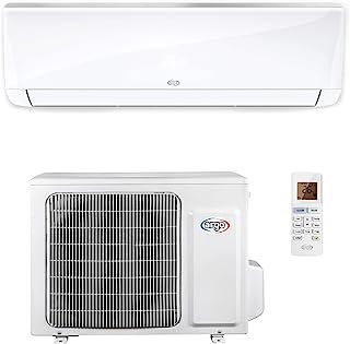 ARGO Ecowall 9 Climatizador Fijo monosplit, DC Inverter, No WiFi, 9000 BTU/h
