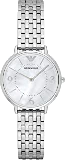 Women's AR2507 Dress Silver Quartz Watch