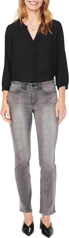 NYDJ Women's Petite Sheri Slim Jeans, Tullie, 0P