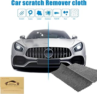 Automotive Scratch Remover Cloth, Multipurpose Car Paint Scratch Repair, Car Scuffs Remover-Nanotechnology Repairing Car Surface Scratches, Polishing & Strong Decontamination Clean Tool for Car Beauty