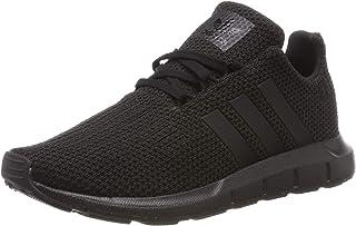 adidas 阿迪达斯 Swift Run C 中性儿童体操鞋 黑色 Core Black, 32 EU