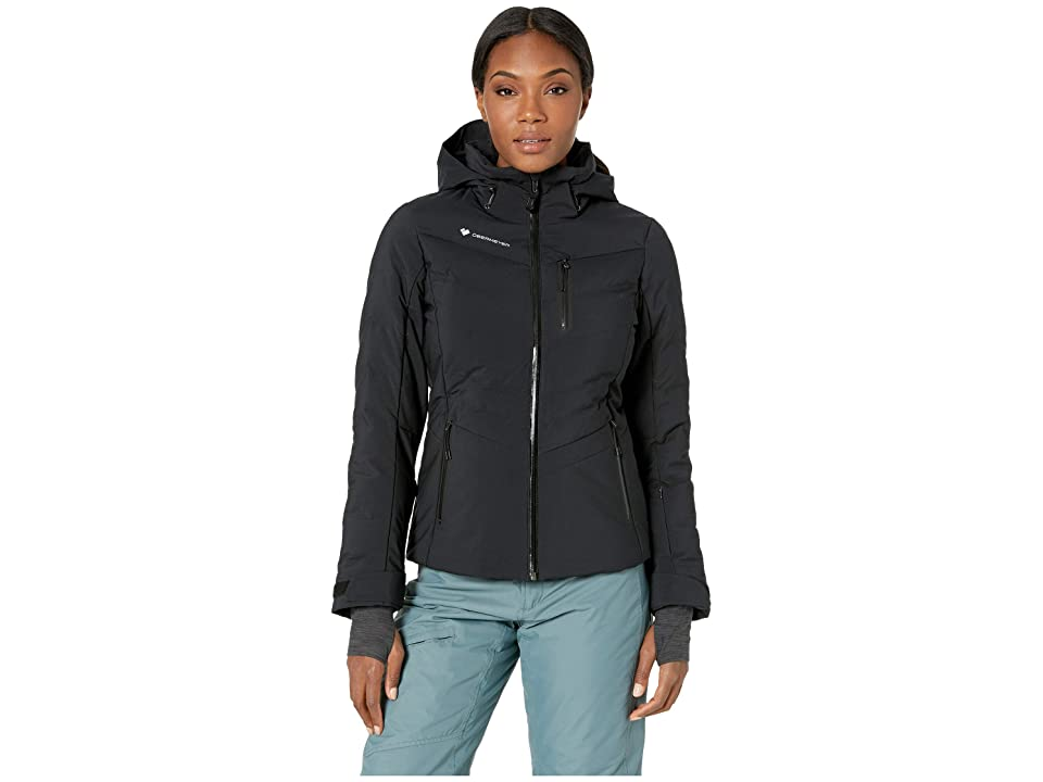Obermeyer Cosima Down Jacket (Black) Women