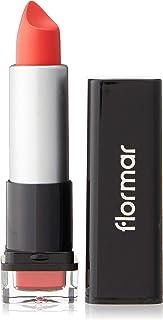Flormar Weightless HD Matte Lipstick - 4 g, 04 Orange Marmelade