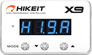 HIKEit Pedal Throttle Response Controller Chip Tuning HI-589 for Jeep Wrangler JK 2007-2018 (Fits All Trim Levels; Unlimited, Sport, Sahara, Rubicon) Performance Module