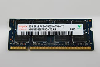 Memoria RAM Hynix 2 GB Notebook portátil 2 GB 667 MHZ PC2-5300S-555-12 SO-DIMM