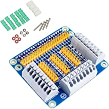 HiLetgo GPIO Expansion Board Raspberry Pi Shield for Raspberry PI 4B/3B+ With Screws