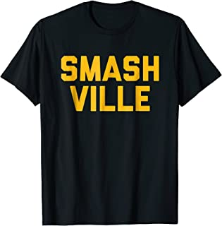 Smashville Gold - Nashville T-Shirt