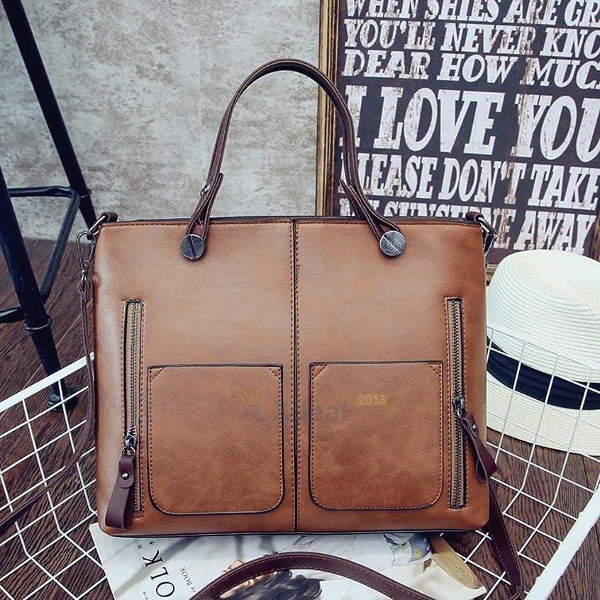 硫黄時恨みトートバック/ショルダーバック/ハンドバック/Women Leather Handbag Shoulder Lady Cross Body Bag Tote Messenger Satchel Purse
