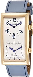 Tissot Heritage Women's White Dial Leather Band Watch - T56562339