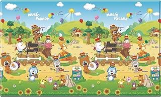 Dwinguler Non toxic Sound Playmat/Baby Playmats/Children Soft Play Mats/Toy Play Mat - Music Parade