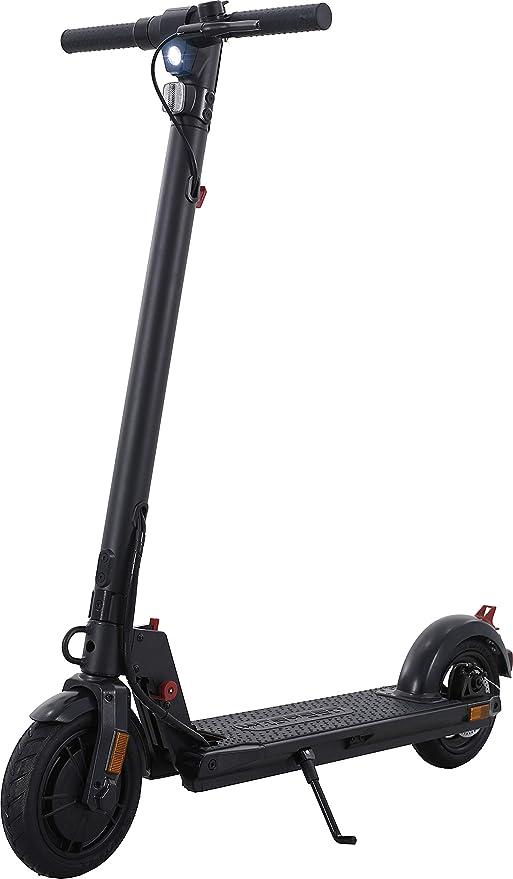 Wispeed T855 Pro, Patinete eléctrico para Adultos, 25 km/h, Color Negro