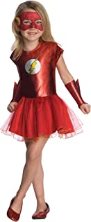 Rubie's Justice League Child's Flash Tutu Dress - Medium