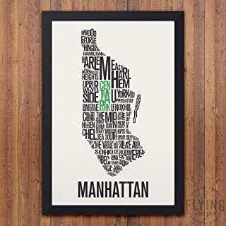 Best black and white nyc map Reviews